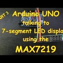 #11 Arduino and LED 7-segment Displays Using a MAX7219 - Part 3