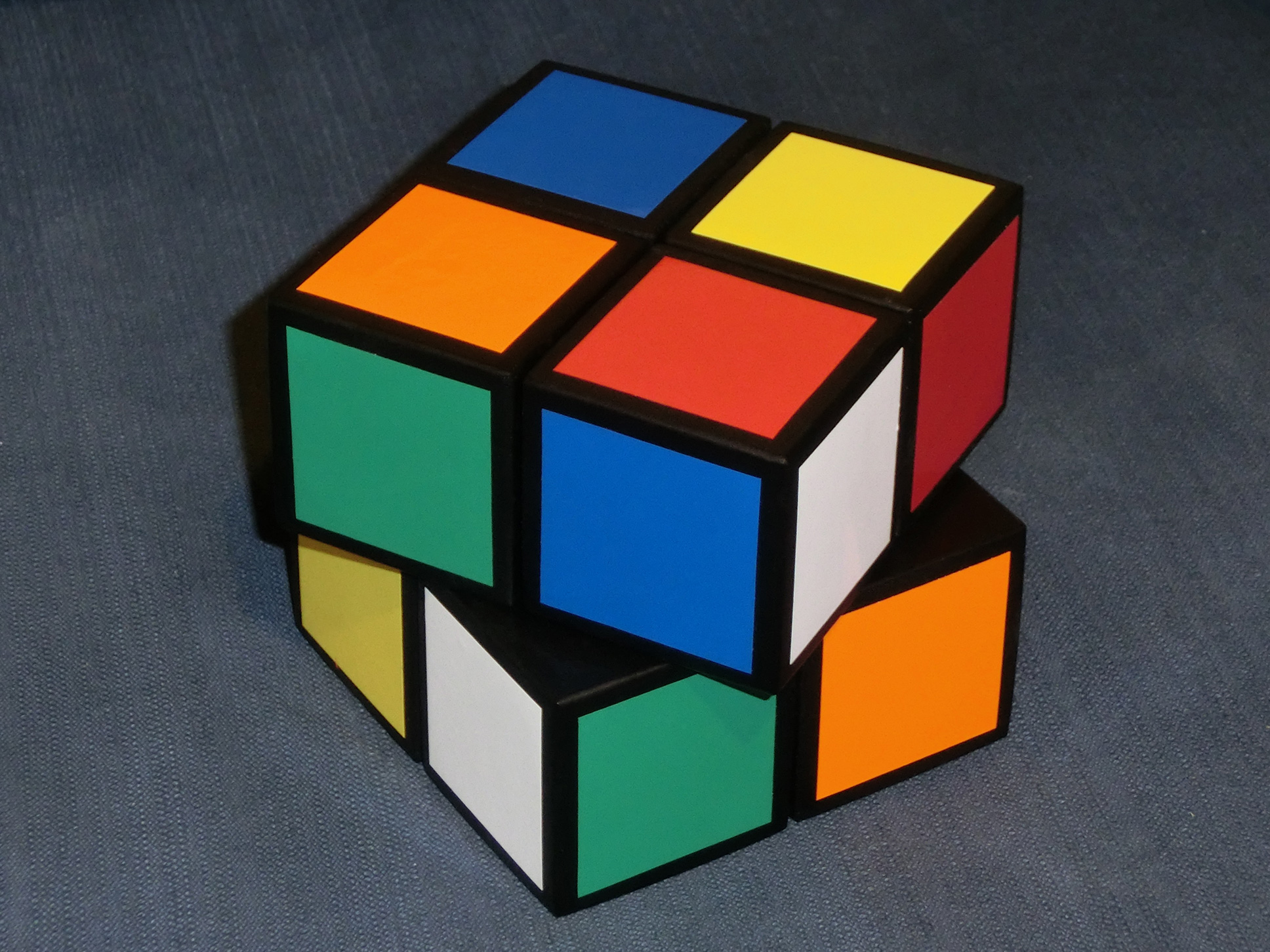 Wireless Rubik's Cube Speaker