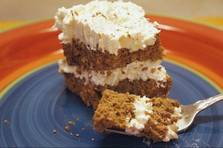 Mini Loaf Chocolate Angel Food Cake