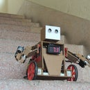 How I made a robot- D.S. (detailed step-by-step)