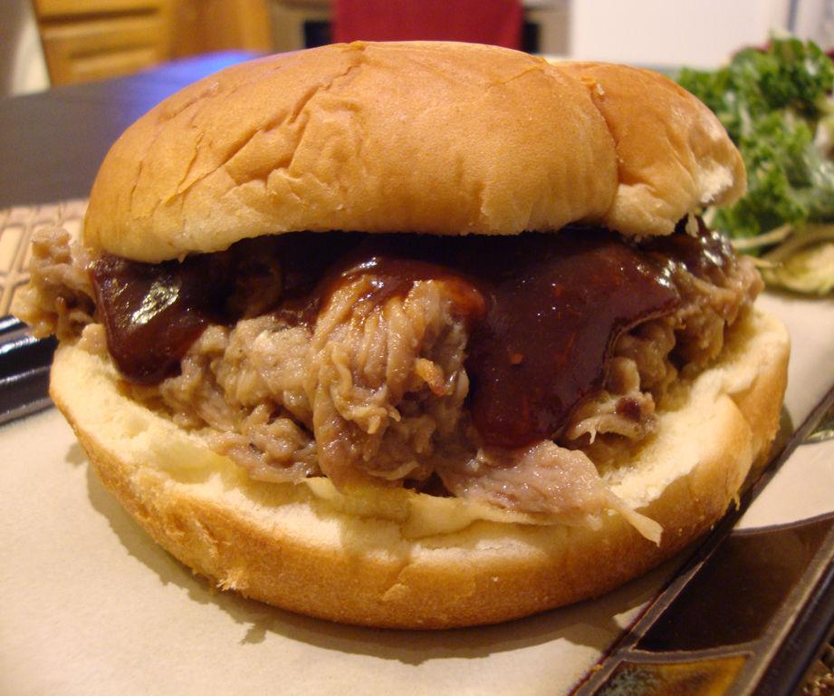 Burgundy Au Jus Pulled Pork