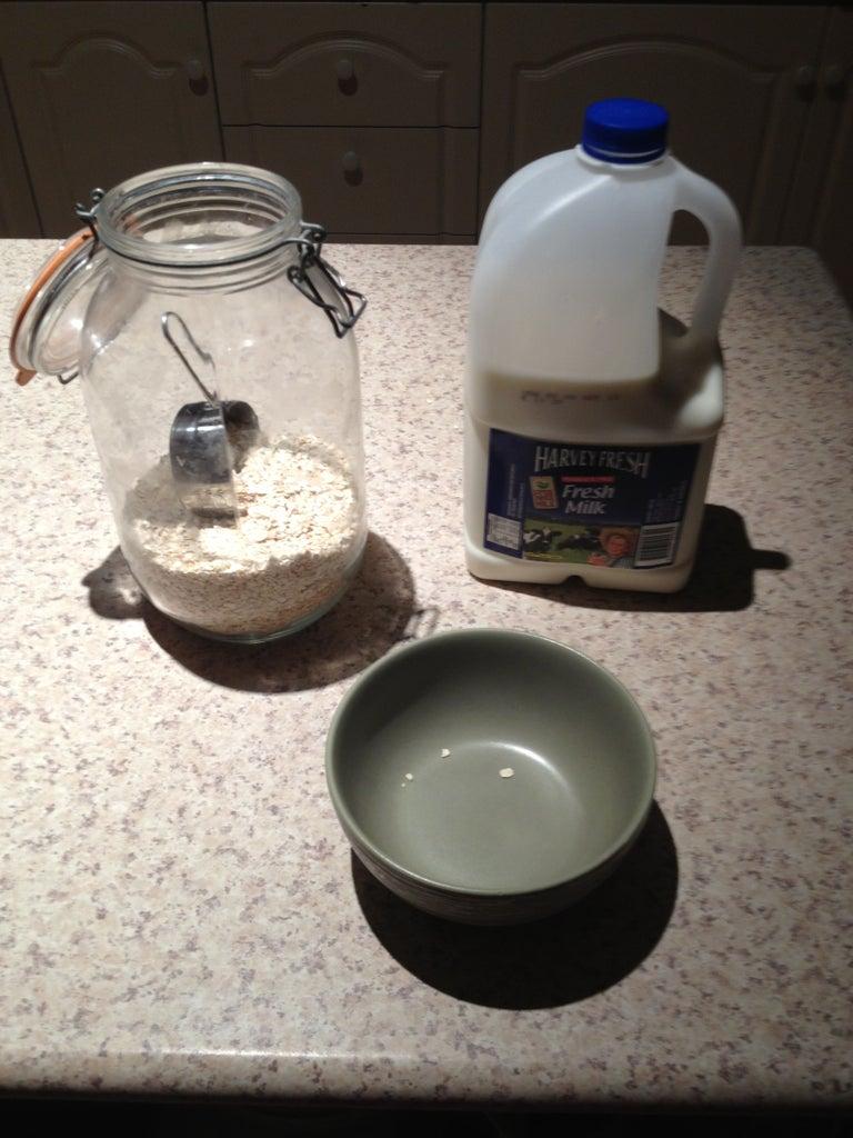 3 Ingredient Porridge
