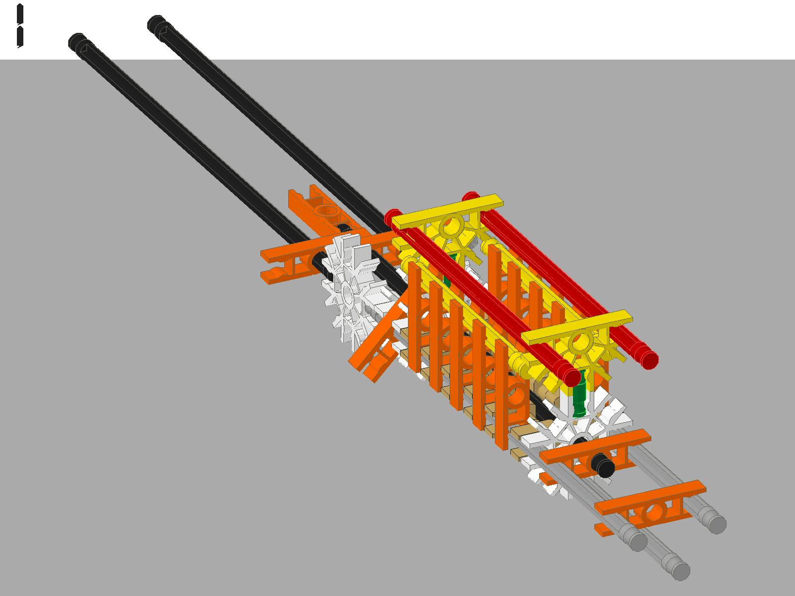 simple knex fire pin and hopper
