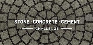 石头、混凝土、水泥挑战赛