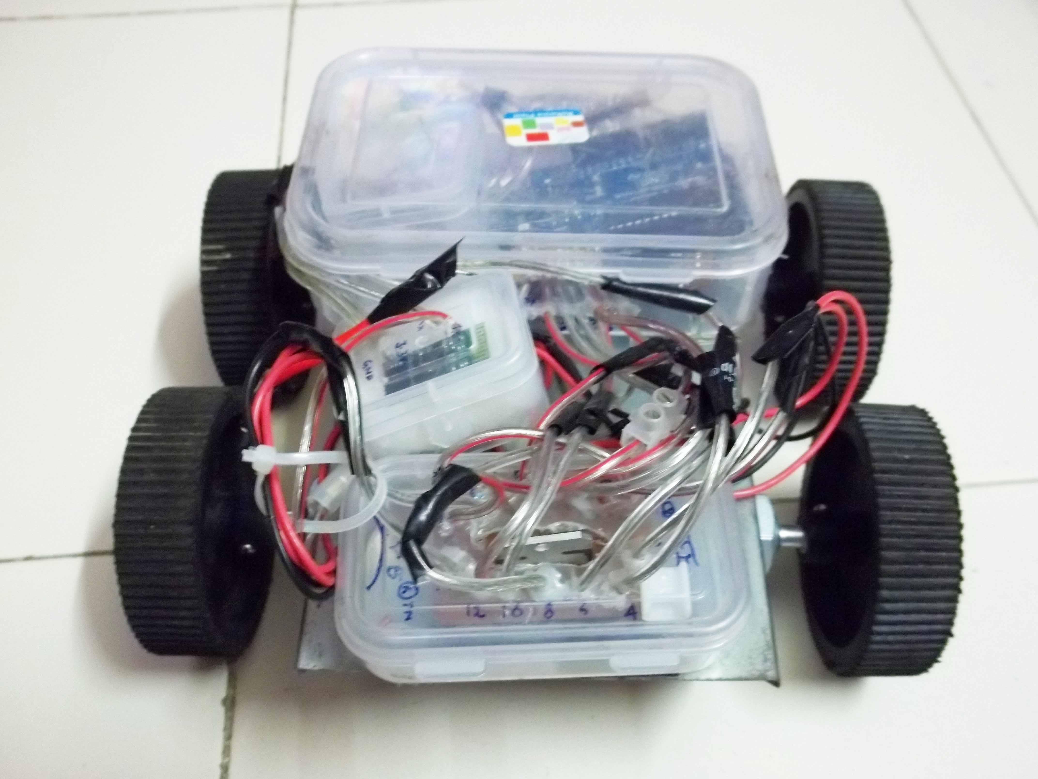 Hercules: The Motion Controlled Android Robot