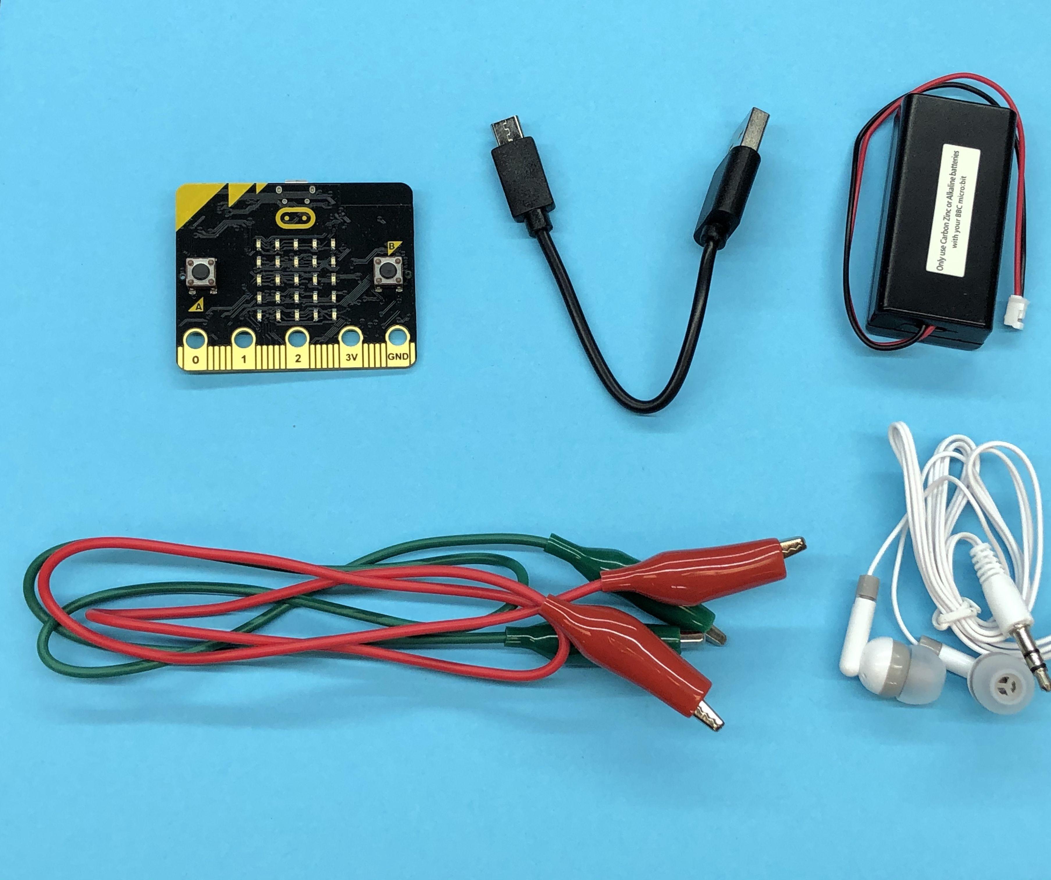 Hack Your Headphones - Micro:Bit