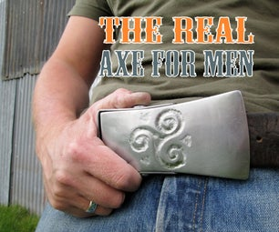 The Real Axe for Men