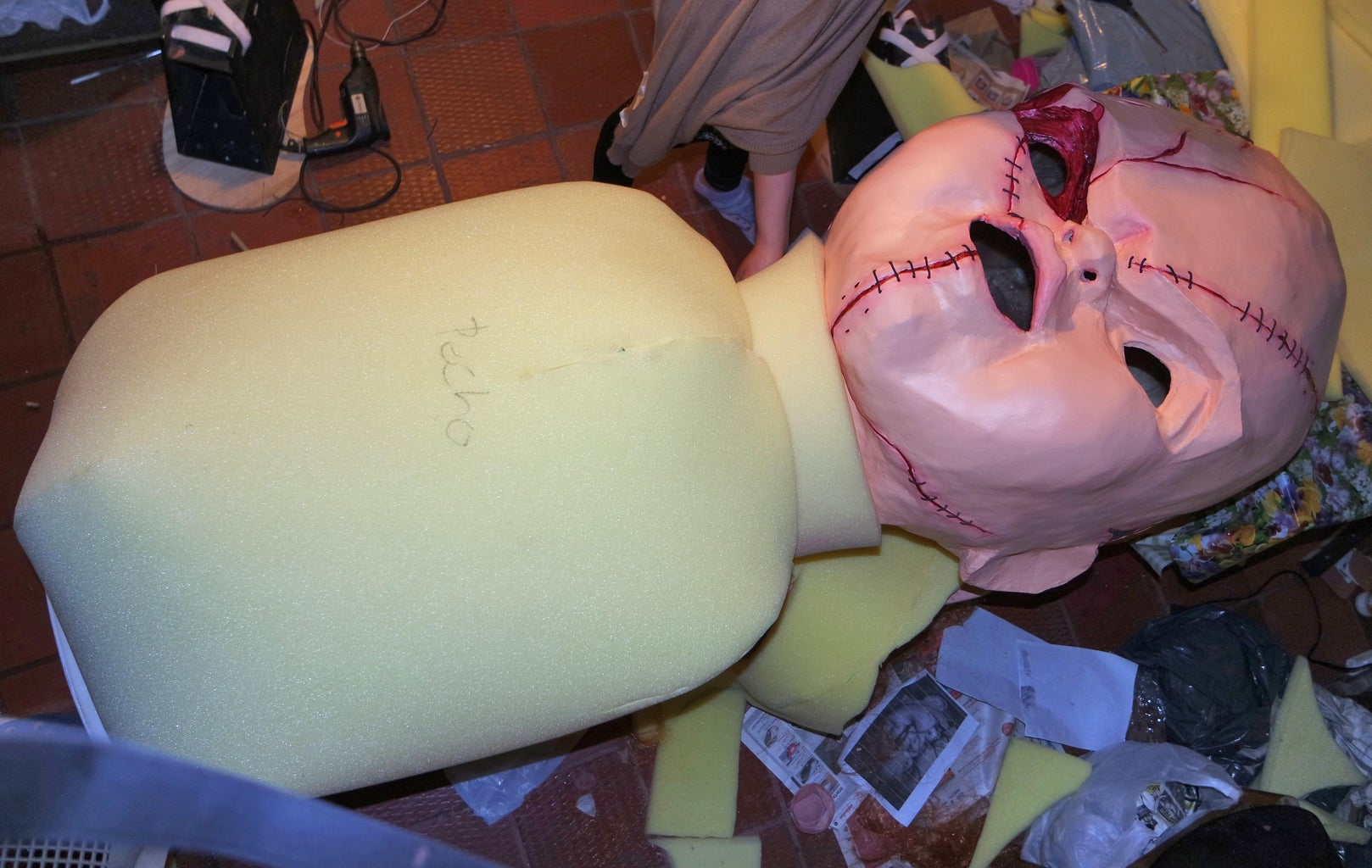 Assembling the Body