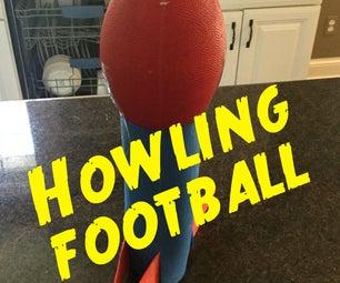 Howling Football YADI!