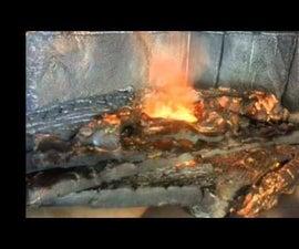 Artificial/Fake Fire