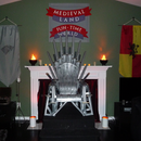 "Make Your Own ""Iron"" Throne"