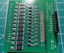 Arduino LTC6804 BMS - Part 2: Balance Board