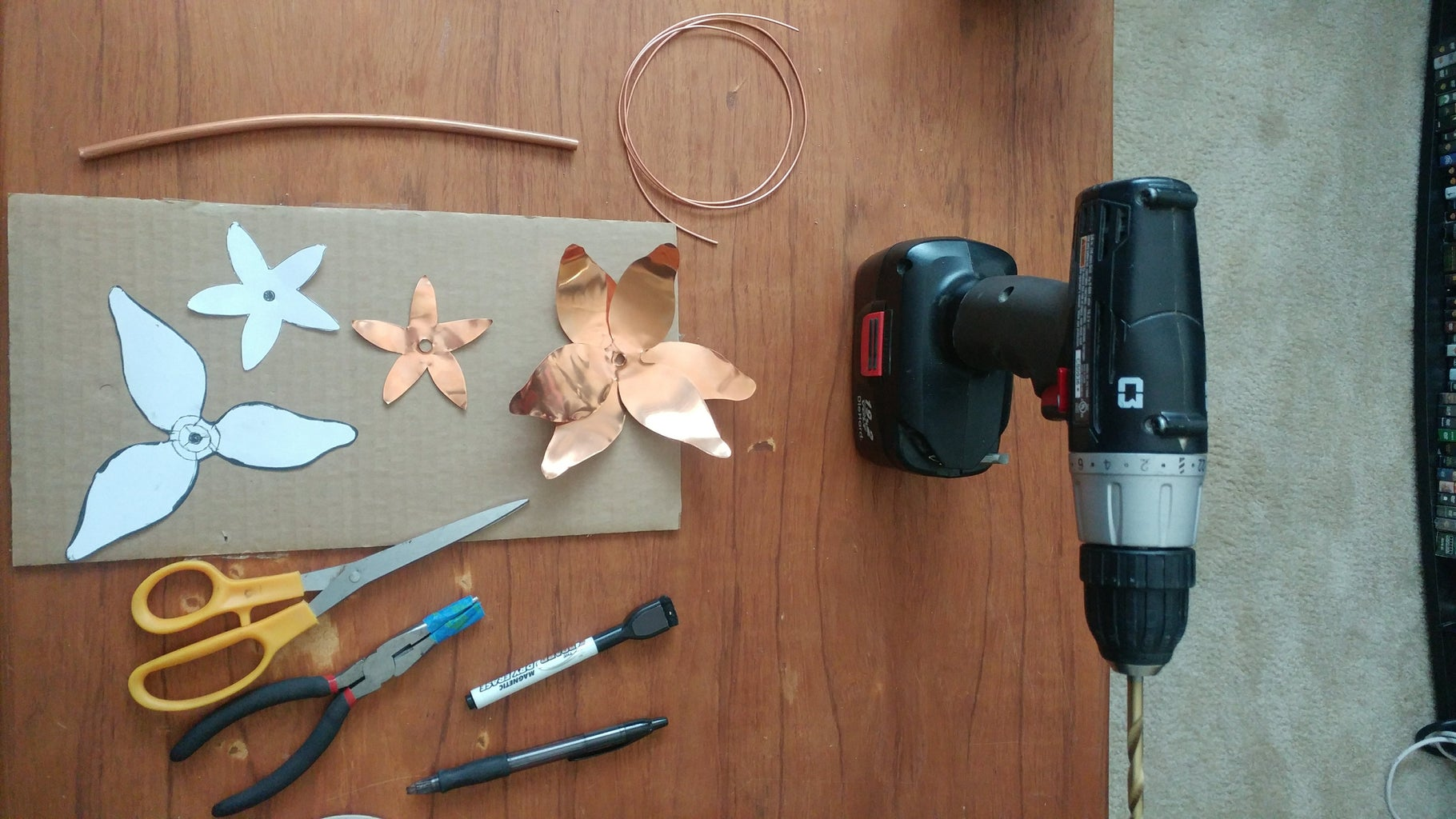 Cut Out Your and Prep Your Pieces