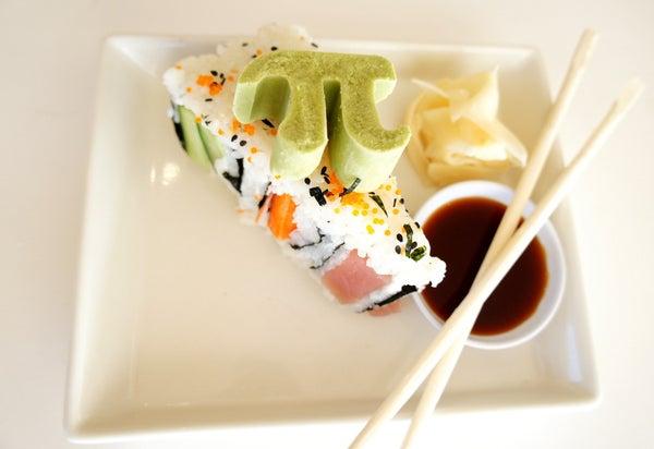 Sushi Pi Pie