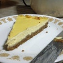 Late summer cheesecake