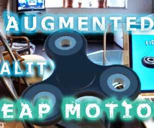 Augmented Reality Fidget Spinner