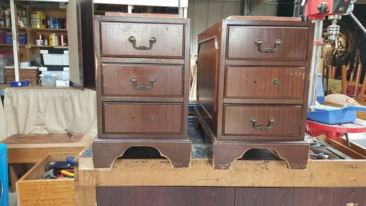 Restore the Drawers