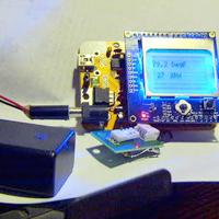 Arduino to Nokia LCD