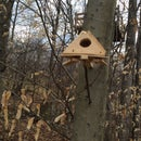 Triangular Bird Box
