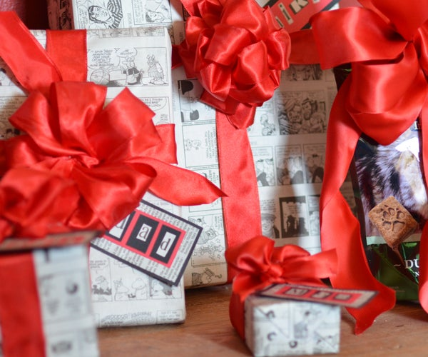Why Spend Extra Money on Holiday Wrapping?
