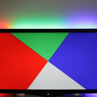 Extreme Ambilight System Using [ws2801 + Arduino Uno]