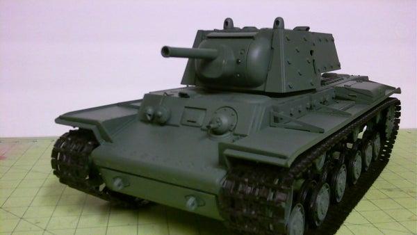 IR Battle Conversion for RC Tanks