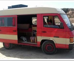 80's Mercedes Campervan Conversion