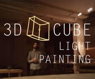 3D Light Painting