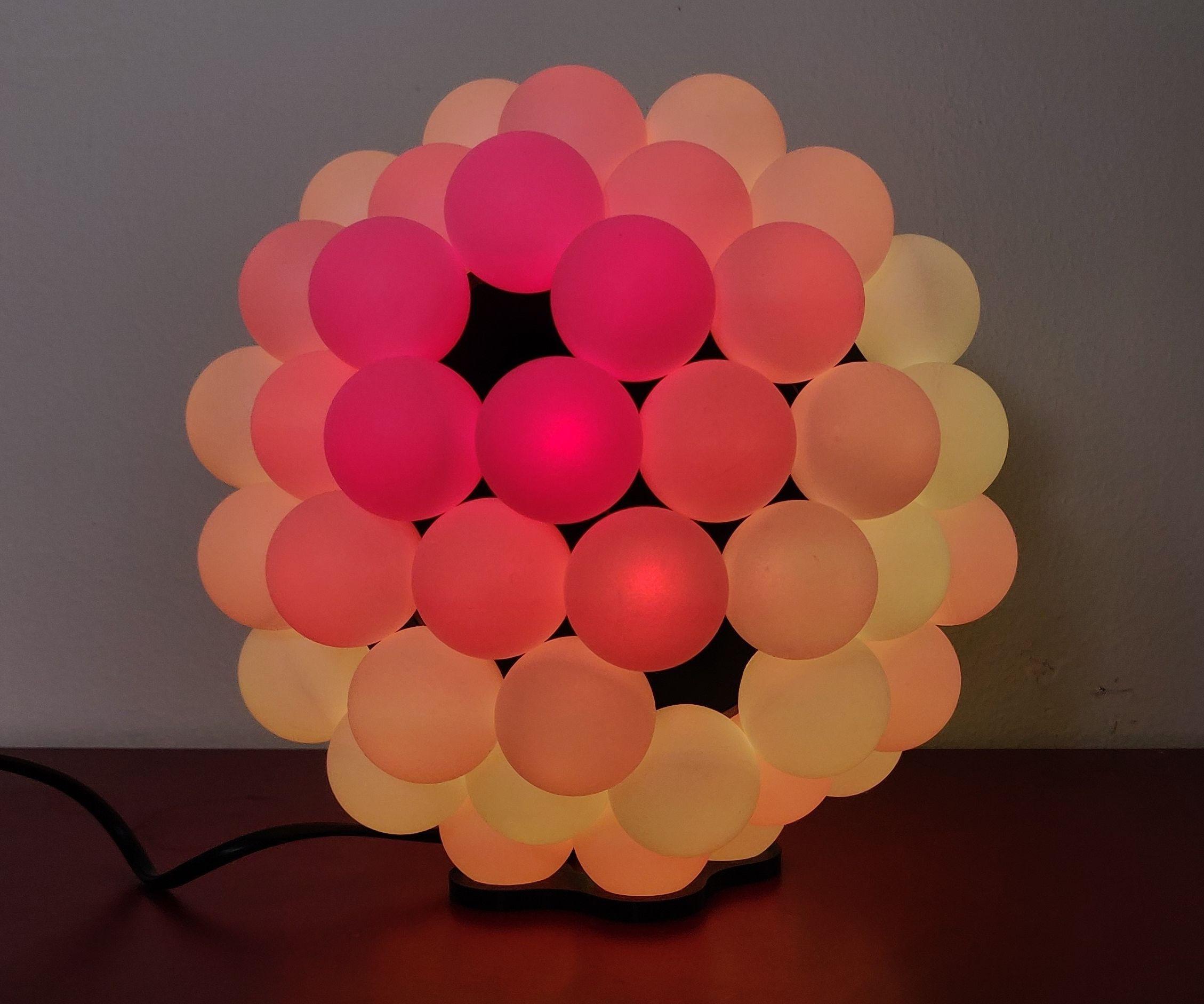 LED Table Tennis Ball-Ball