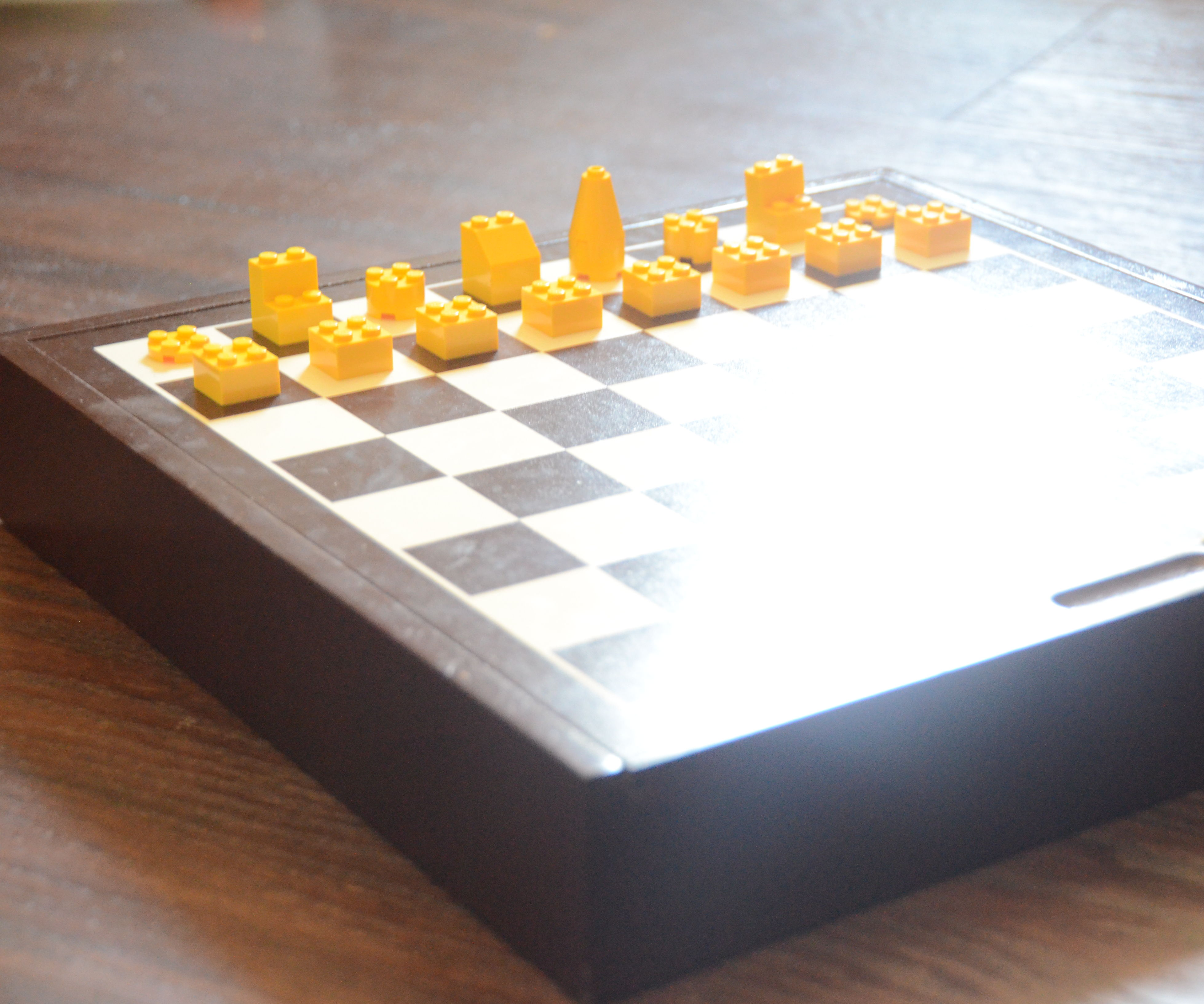 How to Make LEGO Chess Pieces(and Also How the Pieces Move)