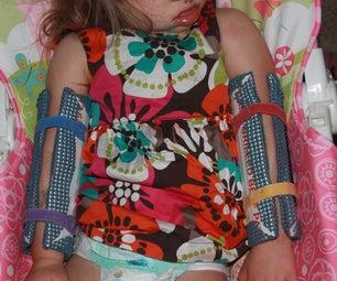 Arm Immobilizers ('No-Nos', Pediatric Immobilizers)