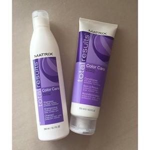 Step 8: Shampoo and Conditioner