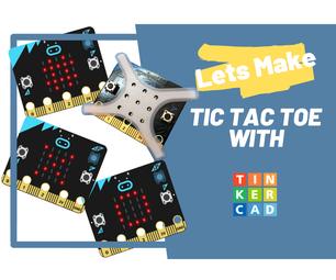 使用Tinkercad电路微生物TAC脚趾