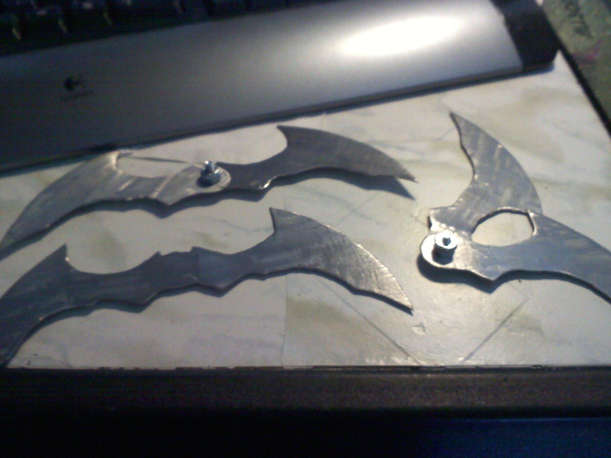 Homemade Batarang