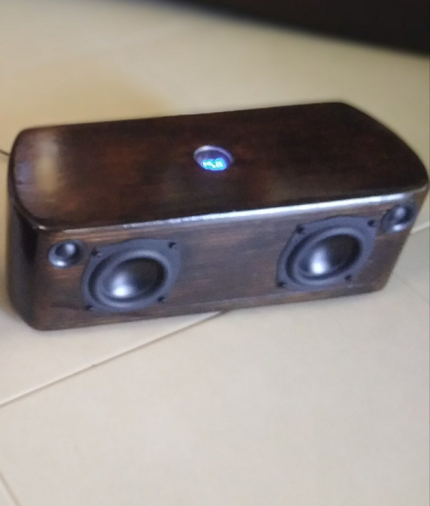 Bluetooth Speaker Electronic Parts