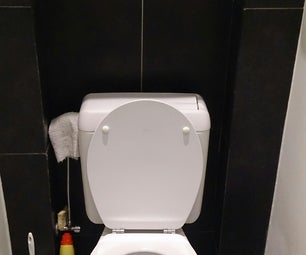 Nice Smelling Toilet