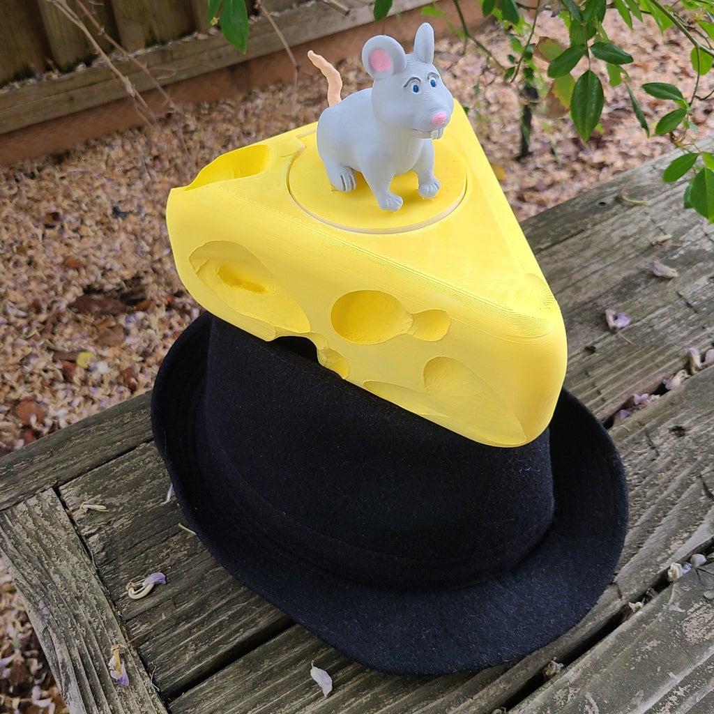 Mechanized Cheese Fedora
