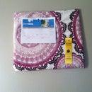 Pillow Case Bulletin Board