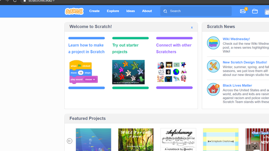Write the Musical Keyboards Program in Scratch