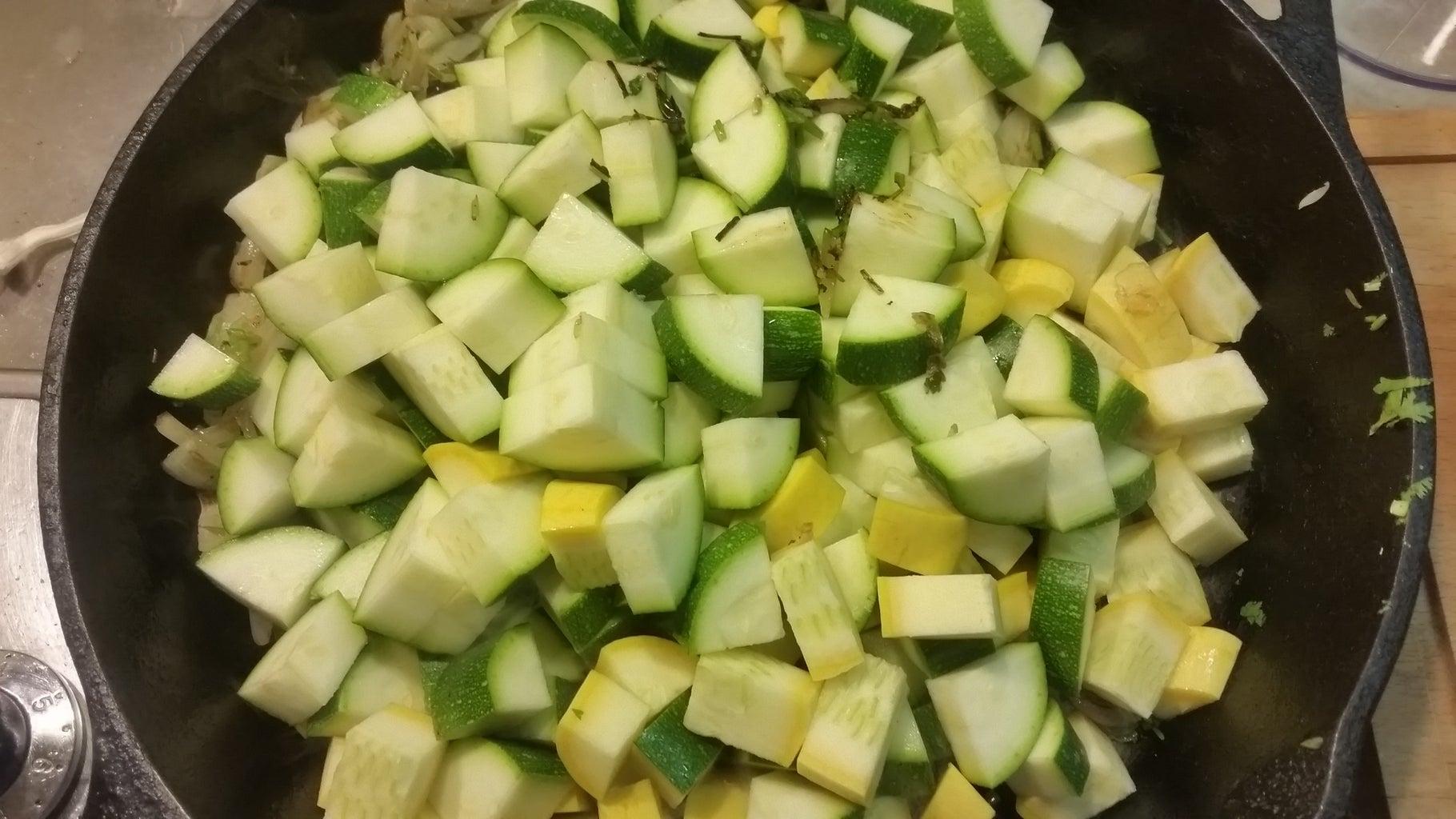 Add the Gourd