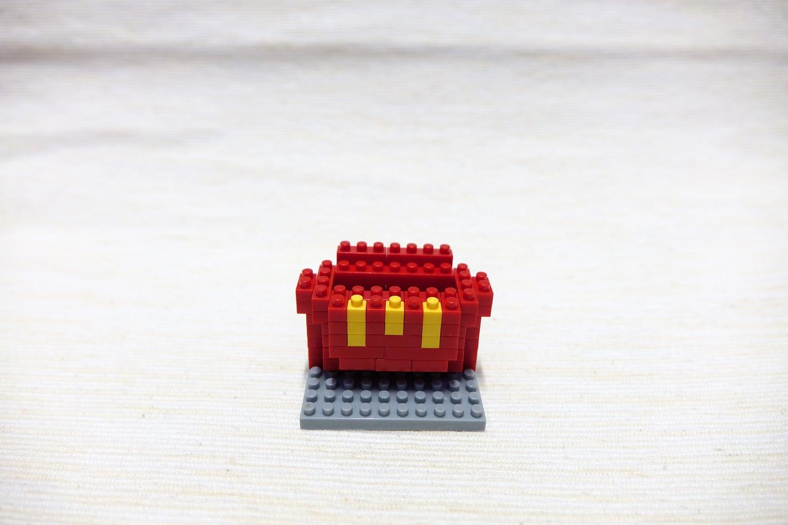 Red Block 1*3, 1*4