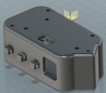3D Print the Alarm Housing & Lid