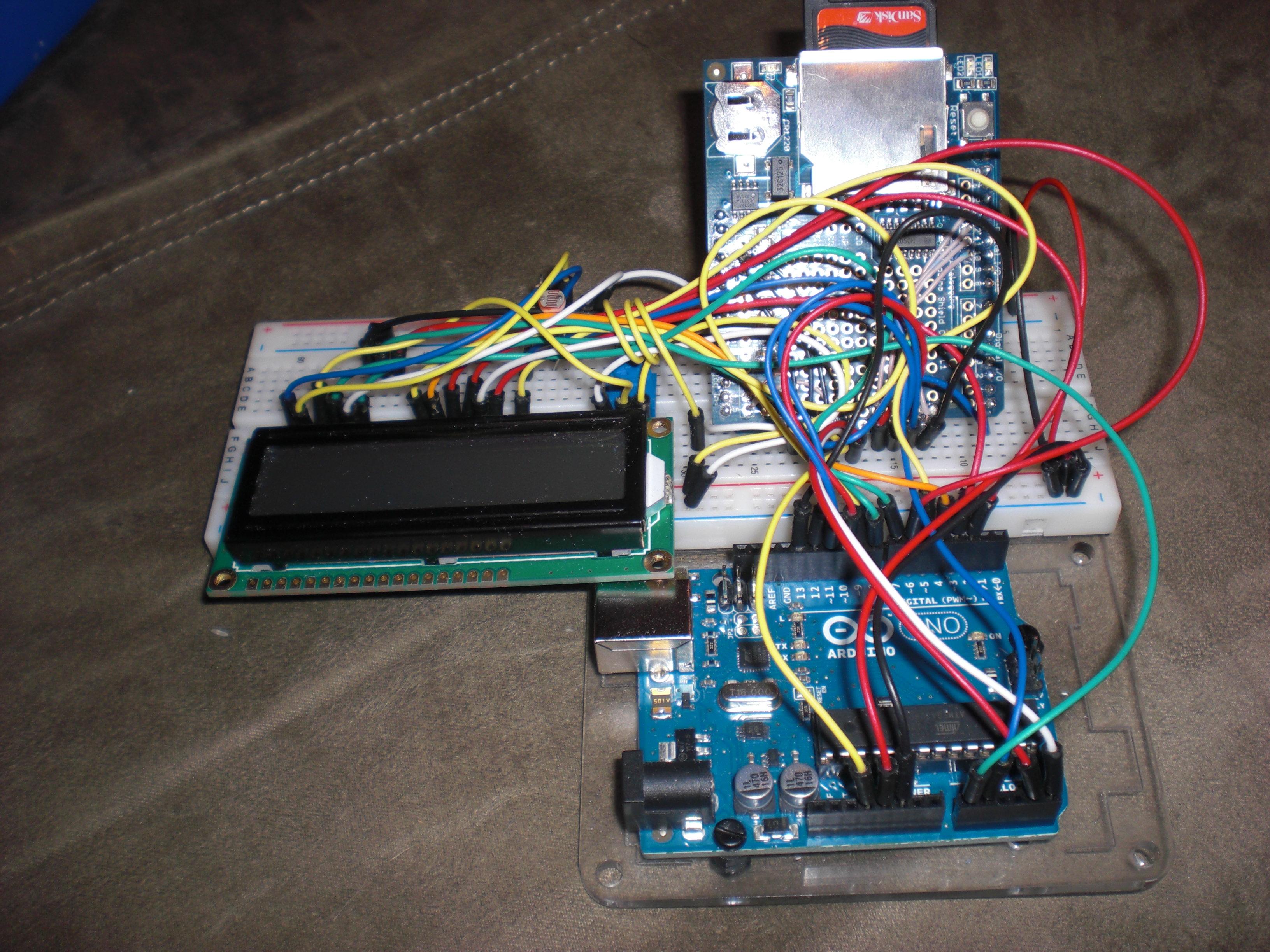 Data Logger Project