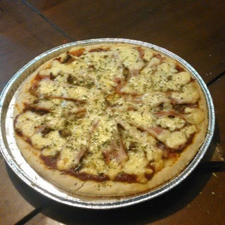 My Favorite Pizza and It's Made From Scratch!