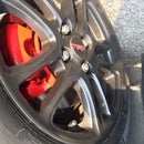 How to DIY to Paint Your Wheels with Colorful Rubber Spray Film