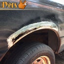 How to Fix Rust Holes on a Budget Using Fiberglass - NO WELDING