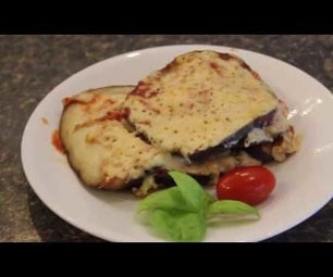 Gluten Free Dinner: Eggplant Lasagna (Cheap Enough for the Whole Family)