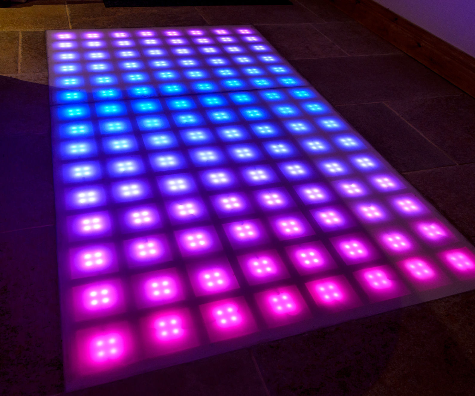 LED Disco Floor