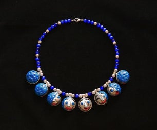 Faces of the Moon Necklace