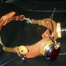 My premiere steampunk goggles